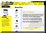 Configure the Detective to keep track of your progress throughout your training